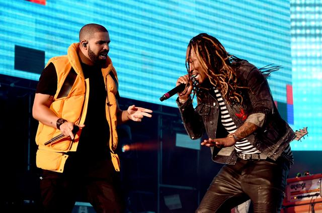 Drake and Future Jumpman