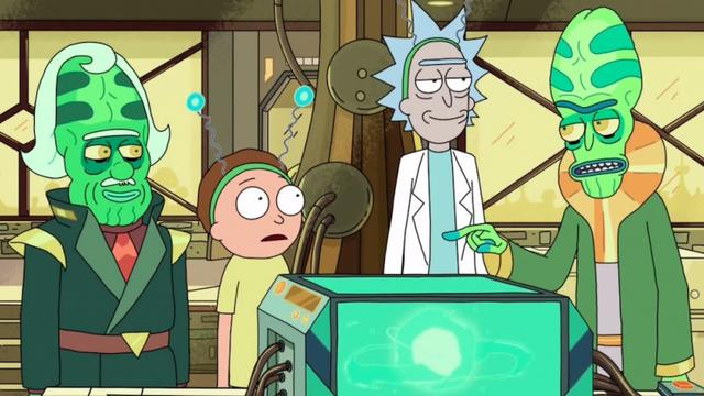 Rick Amp Morty The 10 Best Episodes