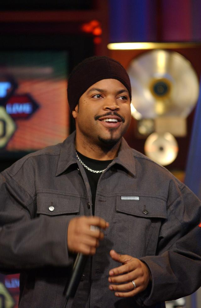 Ice Cube throwback pic