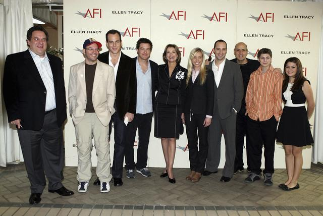 Cast of Arrested Development in 2005