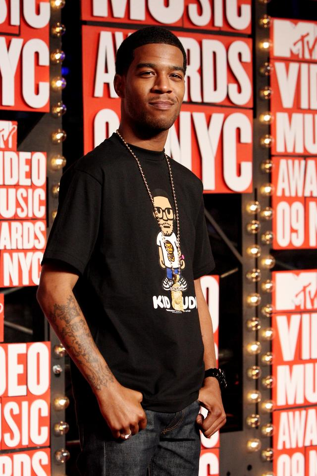 Kid Cudi at 2009 MTV VMAs