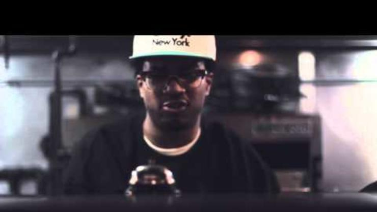 "Marco Polo Feat. The Doppelgangaz ""R U Gonna Eat That"" Video"
