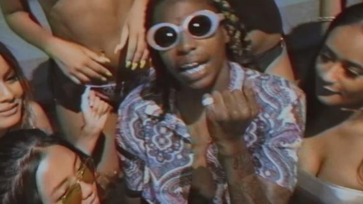 "Nef The Pharaoh Releases New Video ""Drop Addy"""
