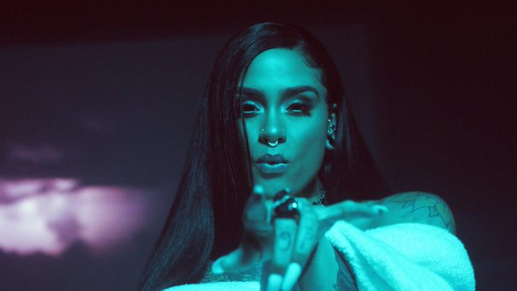 """Kehlani & Lil Yachty Assist Calvin Harris In New Video For """"Faking It"""""""
