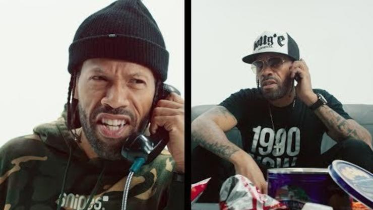 """Redman Reflects On Simpler Times On """"1990 Now"""""""