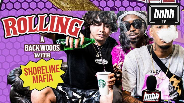 "Shoreline Mafia Reveal The Craziest Thing They've Ever Smoked Out Of On ""How To Roll"""