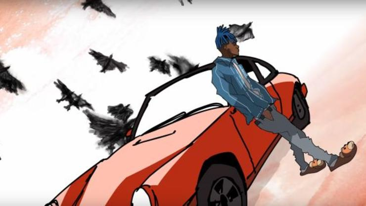 "XXXTentacion Releases Animated Video For ""Sauce!"""