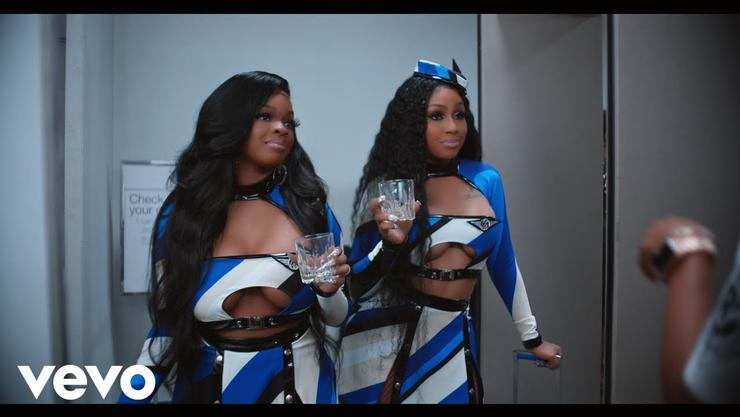 """City Girls Drop Music Video For """"Flewed Out"""" Ft. Lil Baby"""