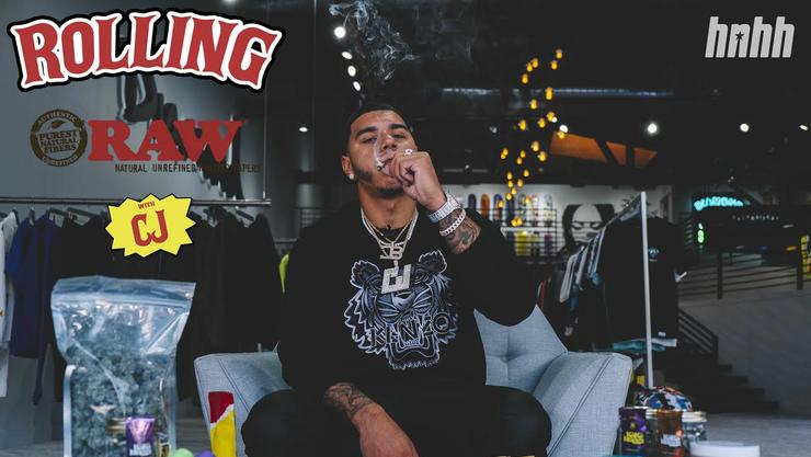 """CJ Introduces """"Whoopty"""" Weed Strain On 4/20 Edition Of """"How To Roll"""""""