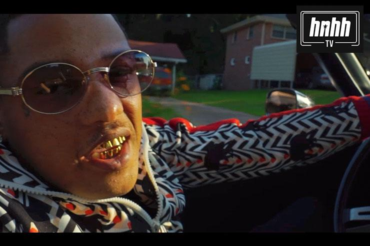 """Hustle Gang's RaRa Delivers Video For """"Notice It"""""""