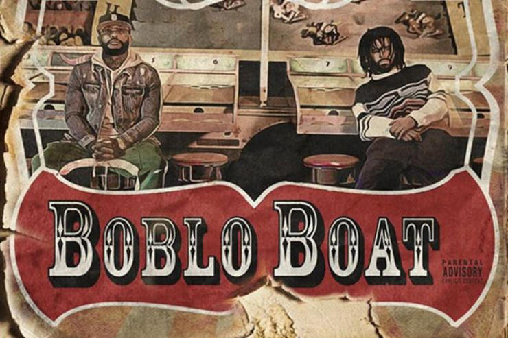 """Royce D 5'9"""" & J. Cole Team Up For New Collab """"Boblo Boat"""""""