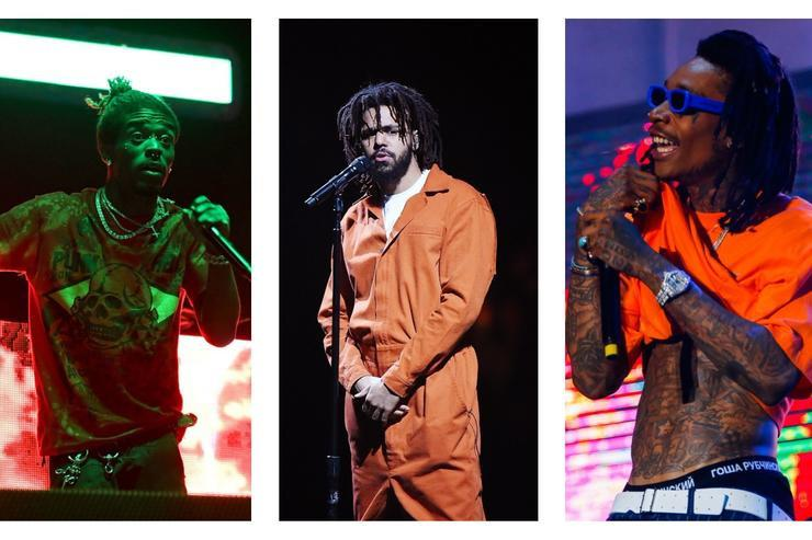 The Best Weekend Playlist: J. Cole, Wiz Khalifa, Gunna & More