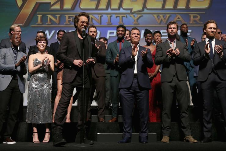 """""""Avengers: Infinity War"""" Movie Review"""