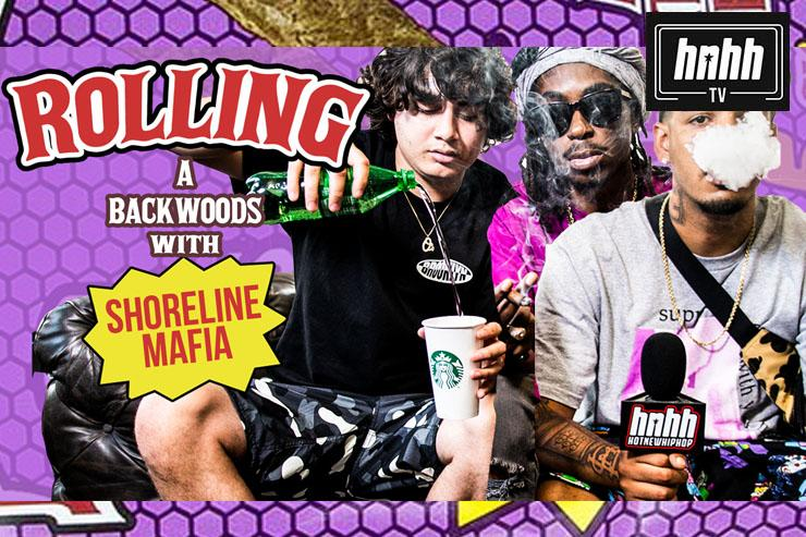 """Shoreline Mafia Reveal The Craziest Thing They've Smoked Out Of On """"How To Roll"""""""