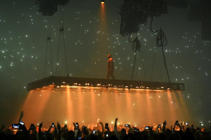 "Kanye West Claims People Are ""Committing Suicide Due To Not Getting Enough Likes"""