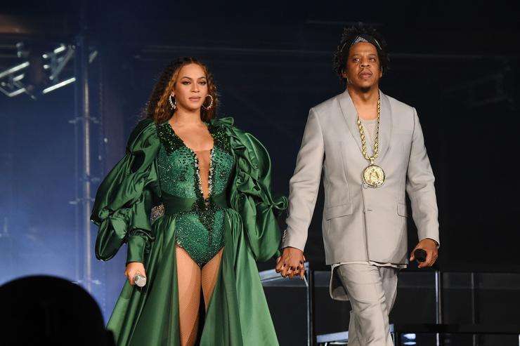 Instagram Gallery: Beyonce & Jay-Z's Cutest Couple Pics