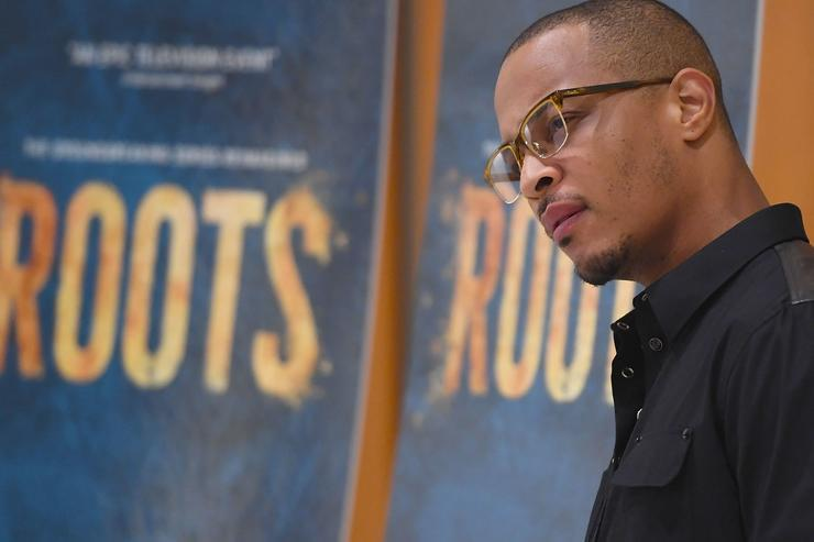 T.I. Claps Back At Trolls For Body Shaming Tiny