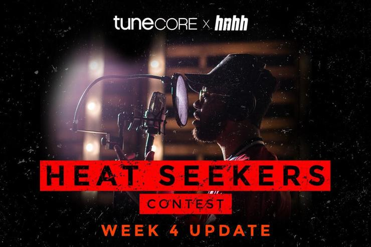 """Submit Your Music For The """"Heat Seekers"""" Contest: Week Four Artist Spotlights"""