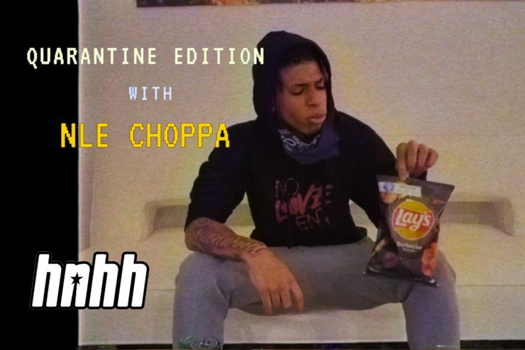 NLE Choppa Remembers When He Couldn't Afford $1 Snacks At School