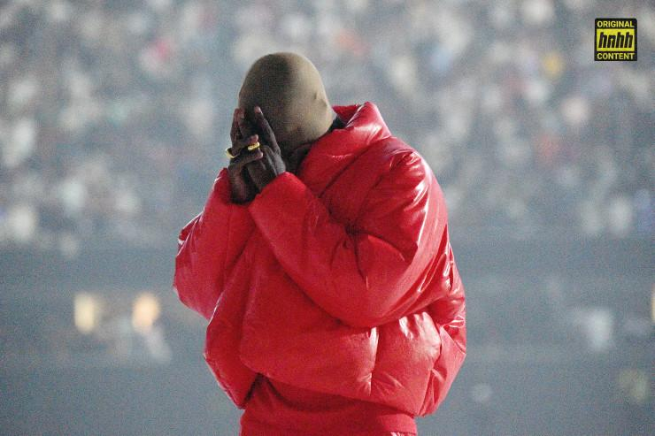 """Kanye West Unveils """"DONDA"""" In Atlanta, Without Saying A Word"""