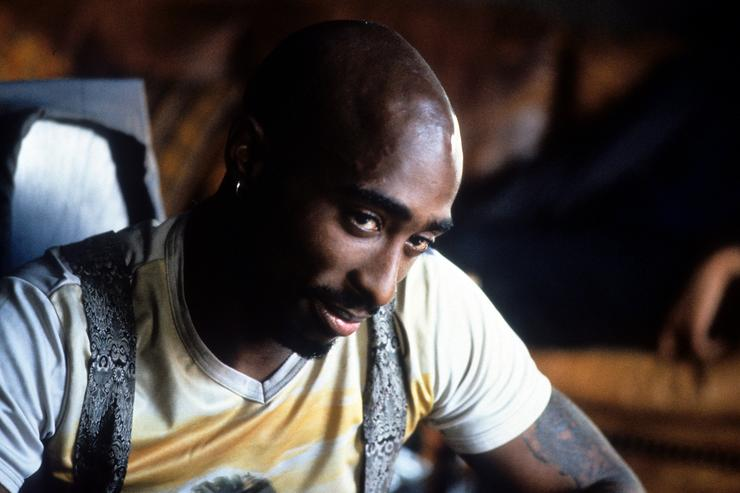 Tupac Photographer Sues Macys & Urban Outfitters Over T-Shirts