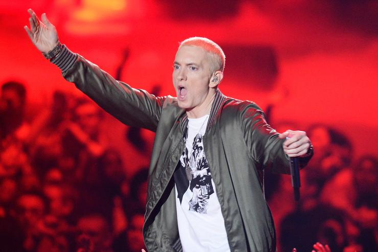 "Eminem Put On Blast By Die Antwoord For Mispronouncing Their Name On ""Untouchable"""