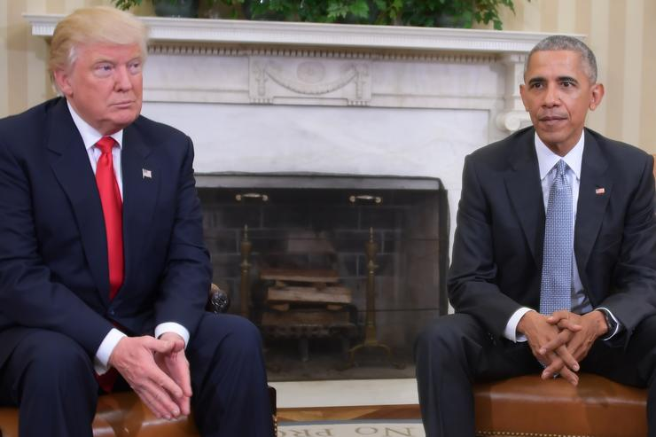 e5f3c3d5d1f Donald Trump Says Obama Nearly Kicked Off A Nuclear War With North Korea