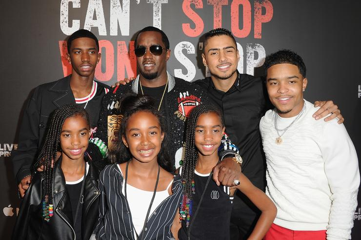 Diddy reveals the final thing Kim Porter told him before passing