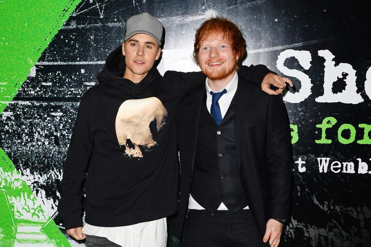 a4ade9ec7a4 Ed Sheeran   Justin Bieber Are Plotting Something Together