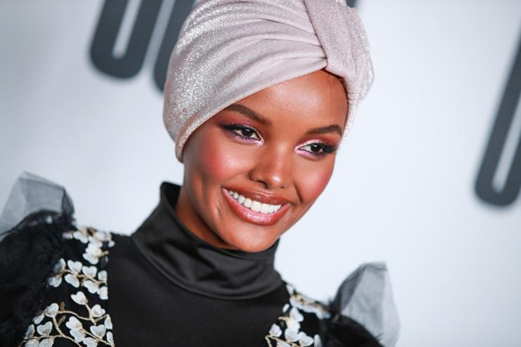 Halima Aden becomes first model to wear a burkini in Sports Illustrated
