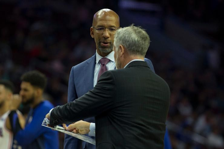 Suns announce Monty Williams as head coach
