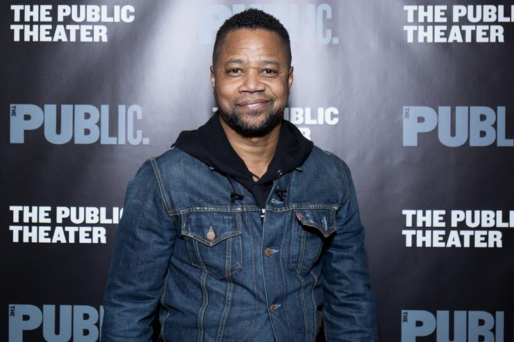 Cuba Gooding Jr. Accused of Grabbing Woman's Breasts in New York Club