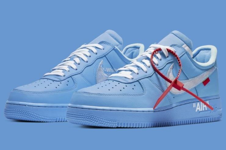783ecfe4 Off-White x Nike Air Force 1 Low