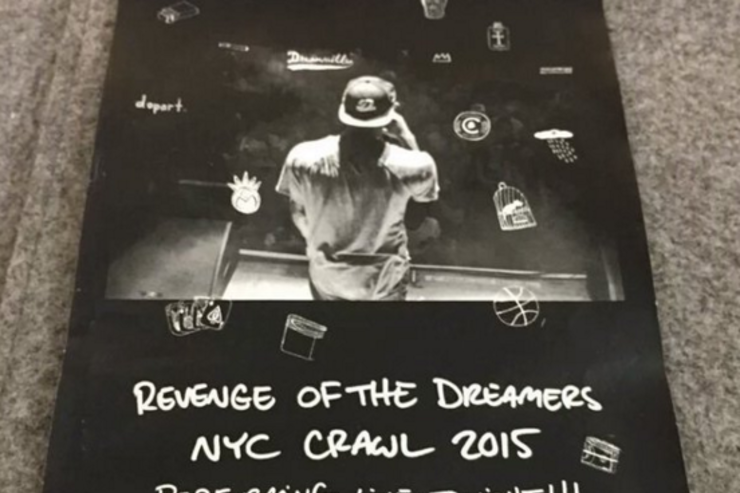 Dreamville NYC Crawl