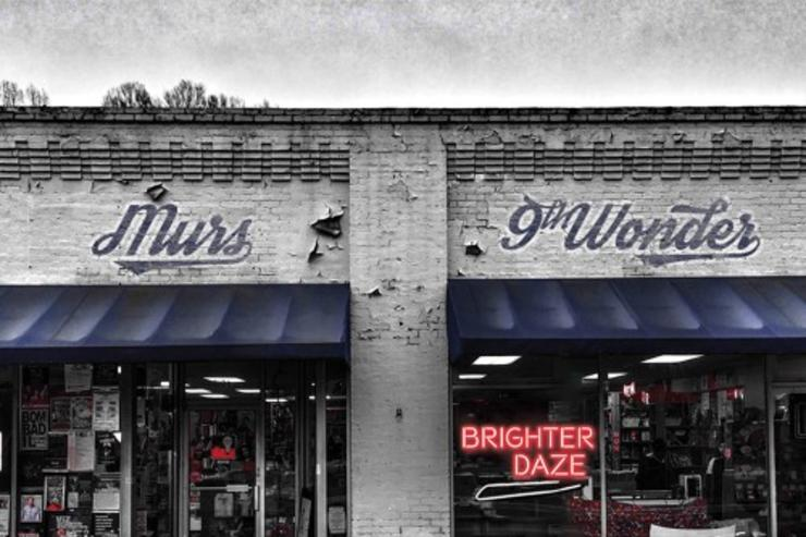 "Stream Murs & 9th Wonder's Surprise Project ""Brighter Daze"""