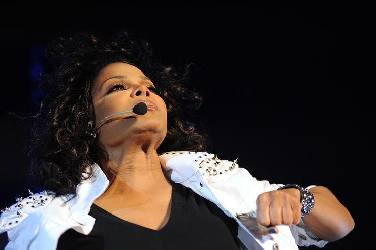 Janet Jackson Live On The Gold Coast