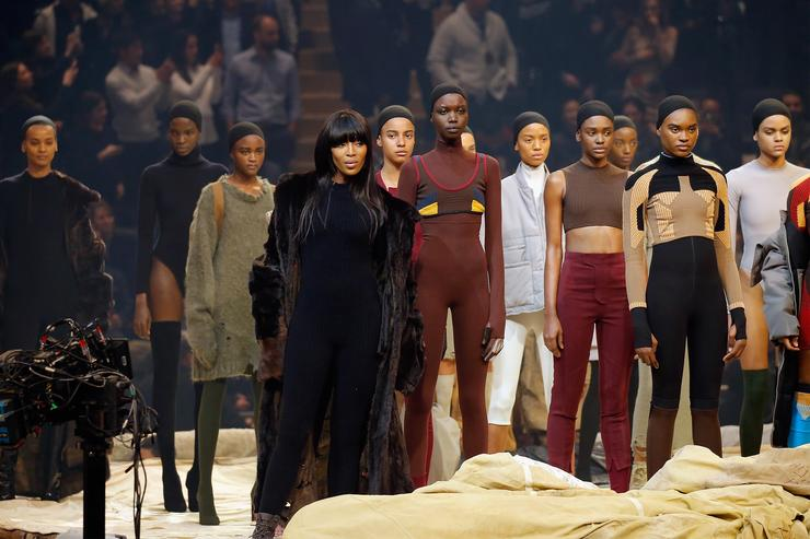 yeezy season 3 models