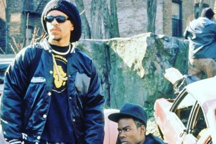 Chris Rock Ice-T New Jack City