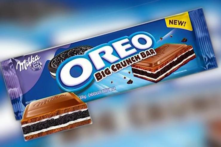 Oreo Big Crunch Bar