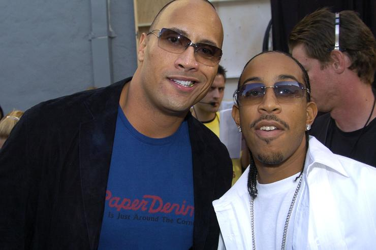 Dwayne Johnson Chris Bridges