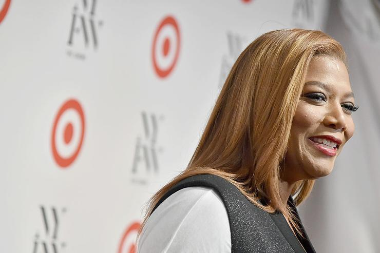 Queen Latifah attends Target + IMG's NYFW kickoff at The Park at Moynihan Station on September 6, 2016 in New York City.