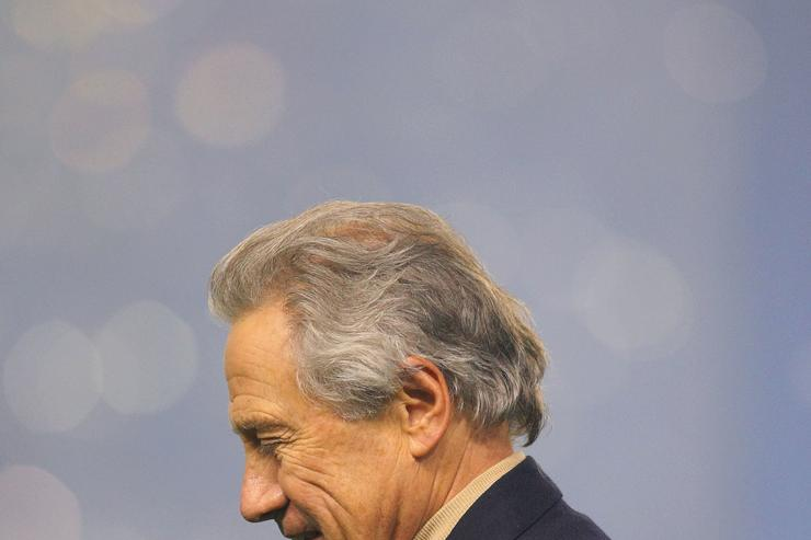 Phil Anschutz at 2011 MLS cup.
