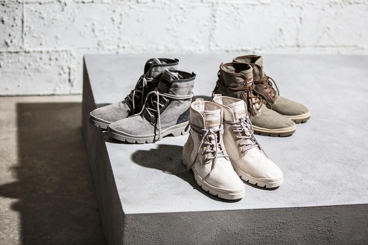 Timberland Spring Summer 2017 collection.