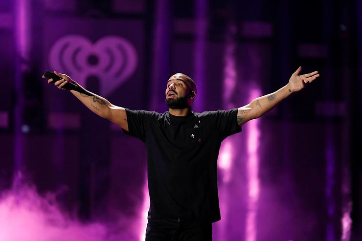 Drake performs onstage at the 2016 iHeartRadio Music Festival at T-Mobile Arena on September 23, 2016 in Las Vegas, Nevada.