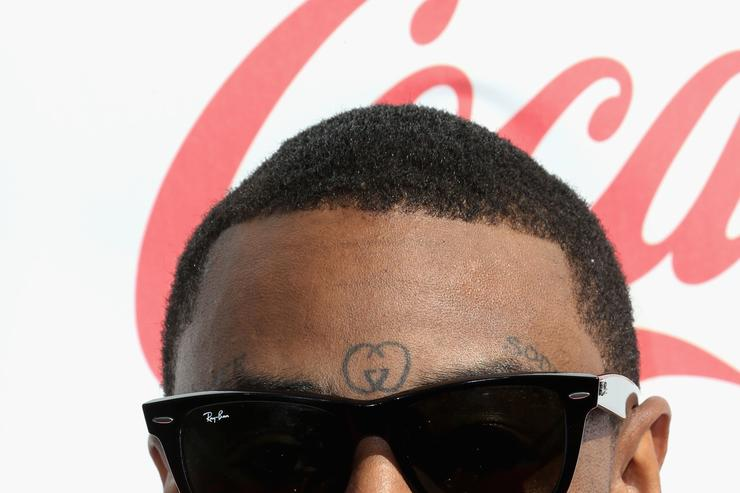 Soulja Boy at 3rd Annual Streamy Awards.