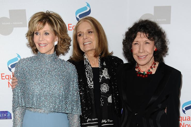"Gloria Steinem at Equality Now's 3rd annual ""Make Equality Reality"" gala."