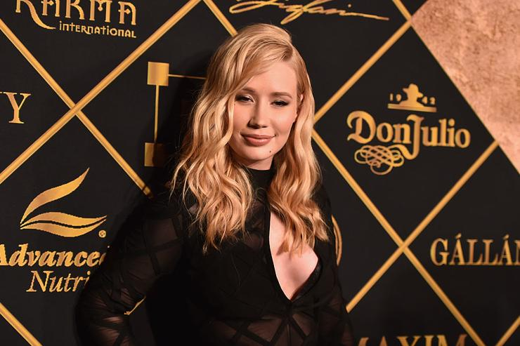 Iggy Azalea attends the Maxim Hot 100 Party at the Hollywood Palladium on July 30, 2016 in Los Angeles, California.
