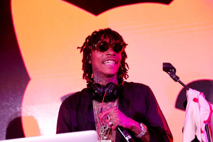 Wiz Khalifa performs onstage during The Hollywood Reporter 5th Annual Nominees Night at Spago on February 6, 2017 in Beverly Hills, California.