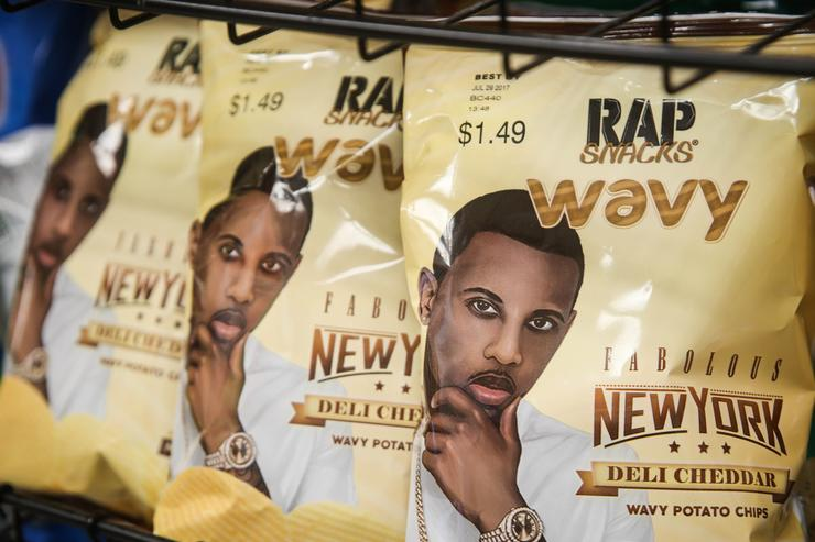 Fabolous Rap Snacks