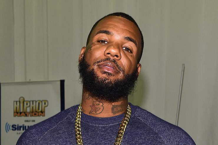 The Game attends day 1 of the Radio Broadcast Center during the BET Awards '14 on June 27, 2014 in Los Angeles, California.